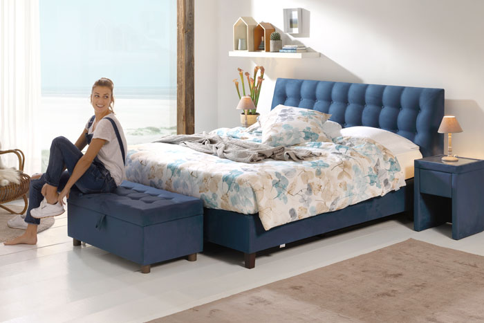 Awesome DELUXE Box Spring · Exclusivefrom U20ac 2899